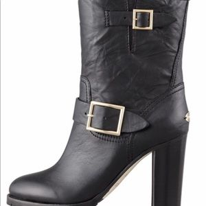 Excellent Condition Jimmy Choo Moto Boot